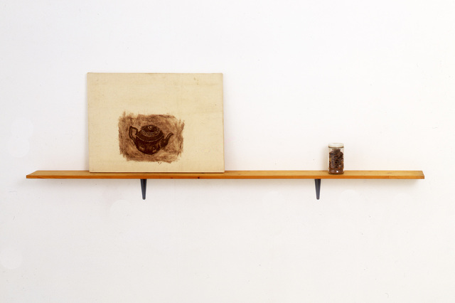 , 'Neither a Teapot nor a Painting,' 1979, Anthony Reynolds Gallery
