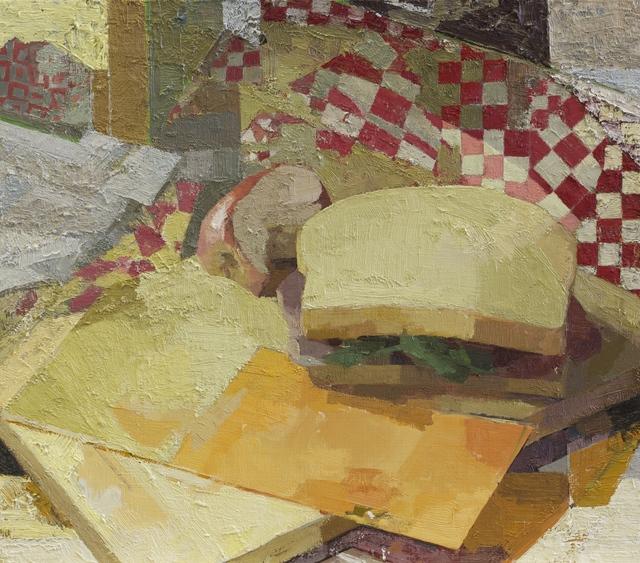 , 'Sandwich #13,' 2018, Gallery 1261