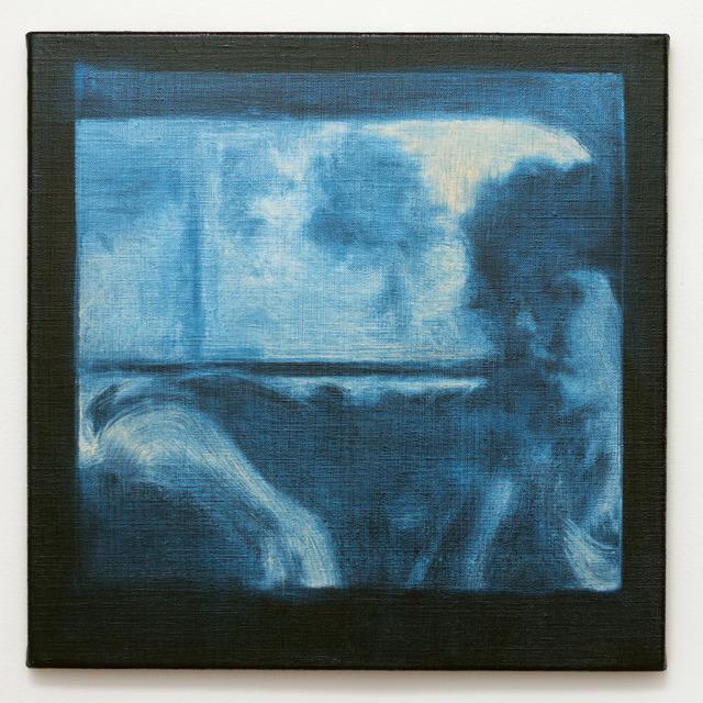 , 'Smoking Her Wings,' 2018, Bartley + Company Art