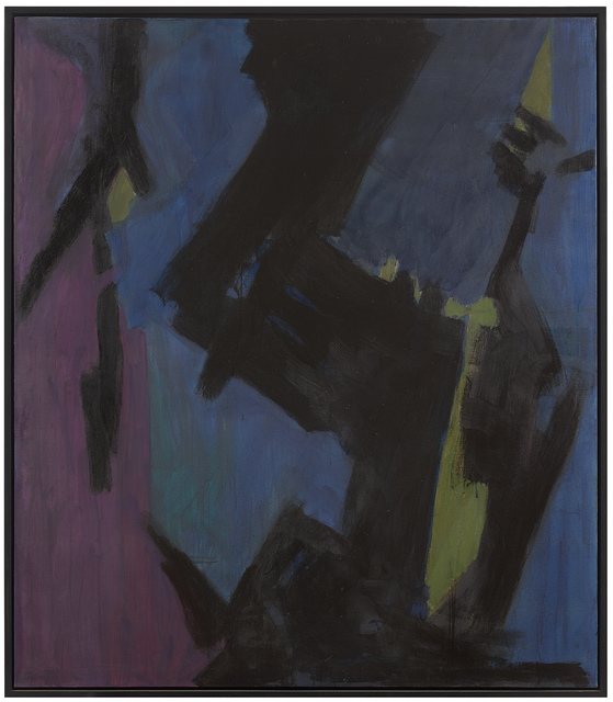 , 'Avenger,' 1959, Berry Campbell Gallery