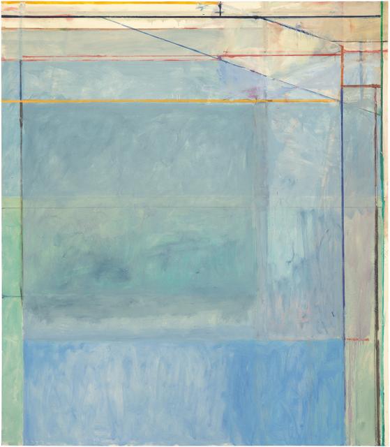 Richard Diebenkorn, 'Ocean Park #60', 1973, Anderson Collection at Stanford University