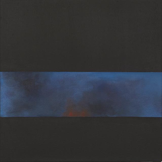 , 'Bleu Noir,' 2017, Artscoops
