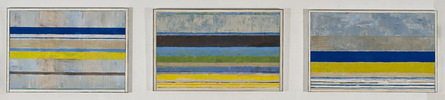David Sorensen, 'Triptych', 2009, Oeno Gallery