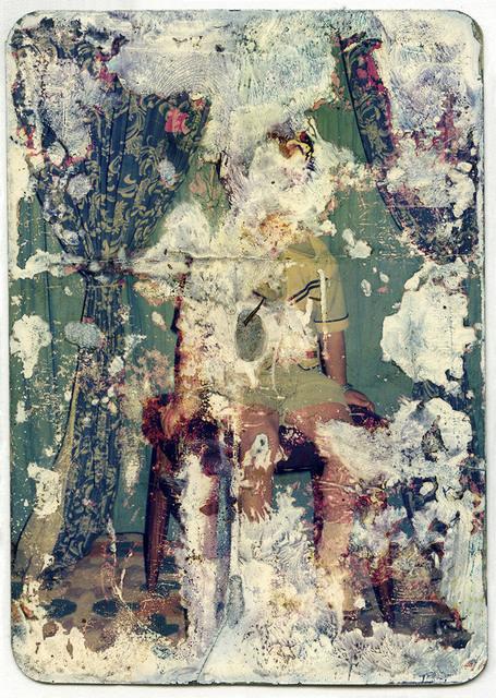 , 'From the home of Comrade Abdul Rashid (2) Bemina, Srinagar, Kashmir, India.,' 2014, Axis Gallery