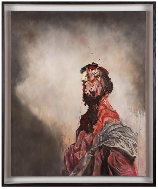 Antony Micallef, 'Portrait After Van Dyck', 2017, Lazinc