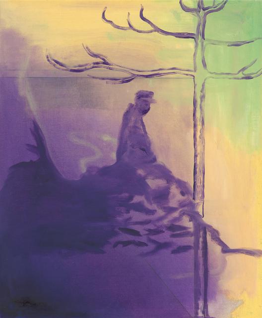 Sawangwongse Yawnghwe, 'Small Tree (Gidon Mountain)', 2019, TKG+