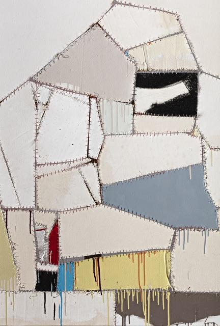 , 'Queequeg, detail,' 2014, Collezione Maramotti