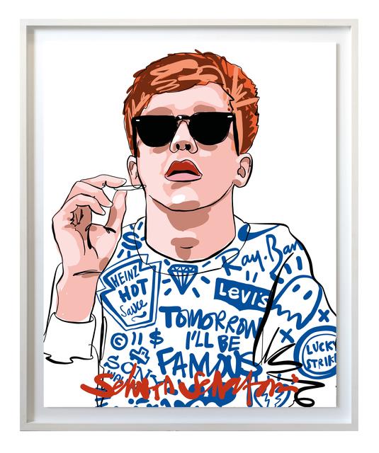 , 'Tomorrow I'll be famous - Breakfast Club,' 2017, Amstel Gallery