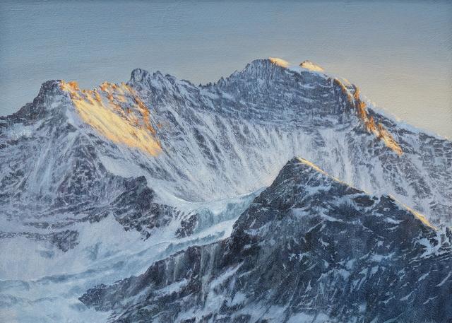 , 'Jungfrau 16:00,' 2005-2018, GALERIE URS REICHLIN