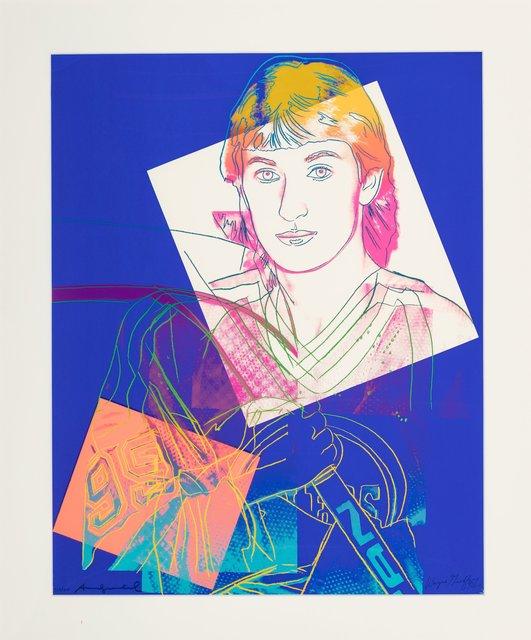 Andy Warhol, 'Wayne Gretsky #99', 1984, Heritage Auctions