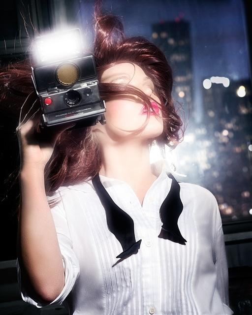David Drebin, 'Flashing Girl', 2015, Photography, Digital C-Print, Isabella Garrucho Fine Art