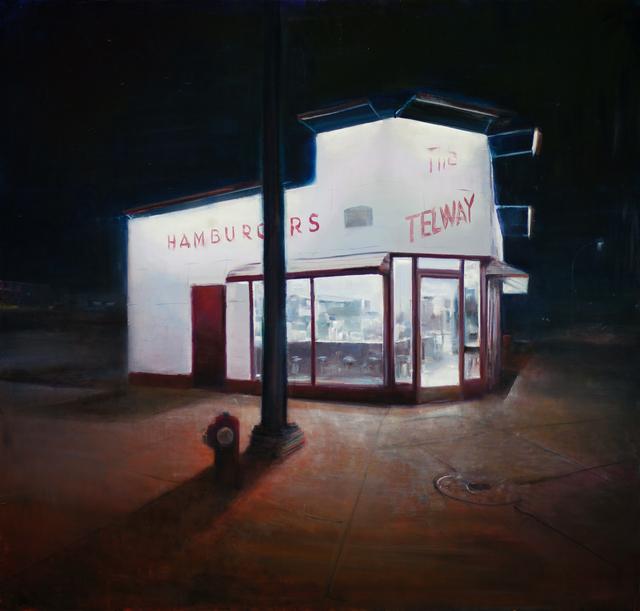 , 'Telway,' 2017, David Klein Gallery