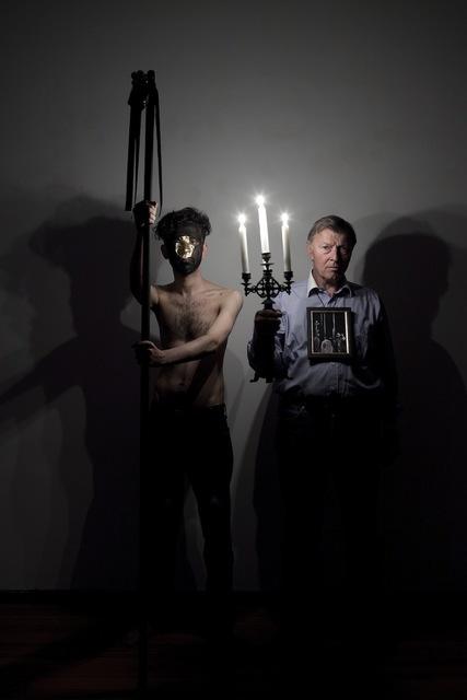 , 'Visita alla lingua,' 2010, GALLERIA BIANCONI