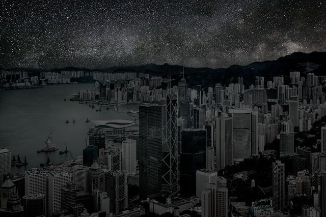 , 'Hong Kong 22° 17' 22'' N 2012-03-23 Lst 16:16,' 2012, Danziger Gallery
