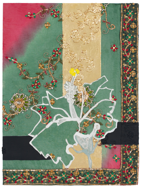 , 'Tutti Frutti Hibiscus ,' 2018, DC Moore Gallery