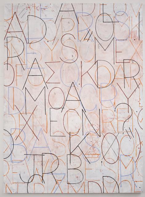 , 'Chaos Unfolds,' 2014, 532 Gallery Thomas Jaeckel