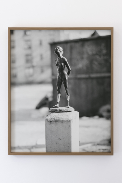, 'The Dancer,' 2018, the Goma