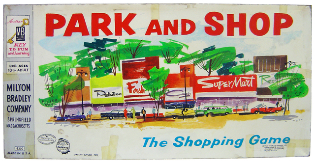 Tim Liddy, 'circa 1960 Park and Shop', 2009, Clark Gallery