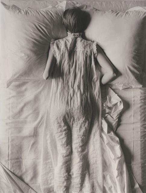Irving Penn, 'Girl in Bed (Jean Patchett), New York', 1949/1970, Contemporary Works/Vintage Works
