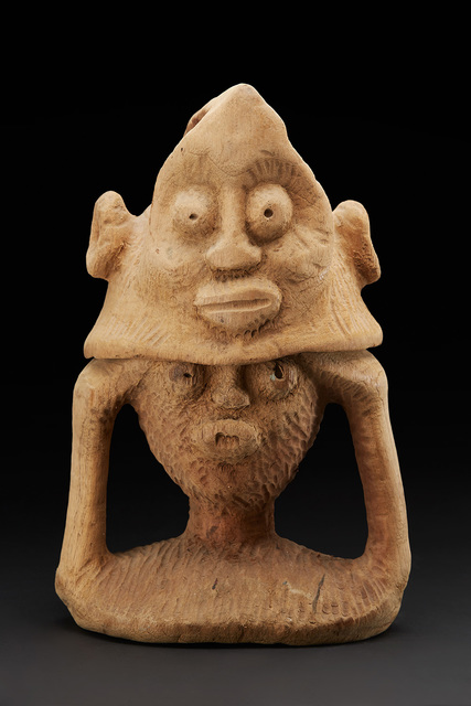, 'Spirit Figure,' 1996, Cavin-Morris Gallery