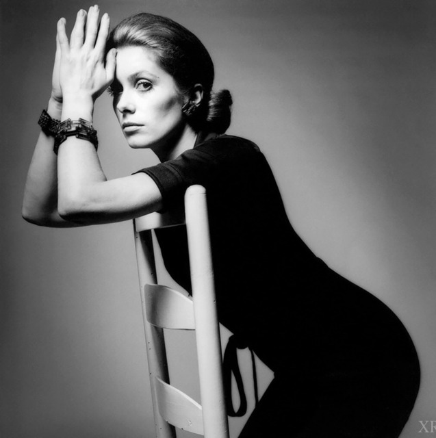 Jeanloup Sieff, 'Catherine Deneuve, Paris, Vogue,', 1969, Bernheimer Fine Art
