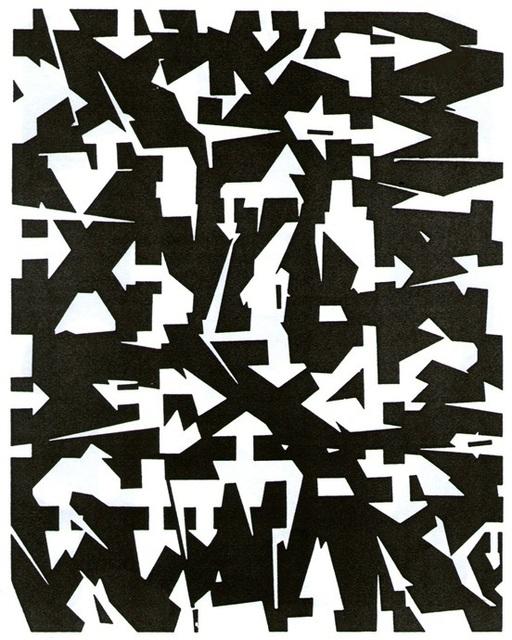 , 'signografía XIII 70,' 1984, WALDEN