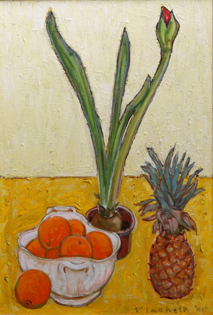 , ' Amaryllis in Bud,' 2001, Winchester Galleries