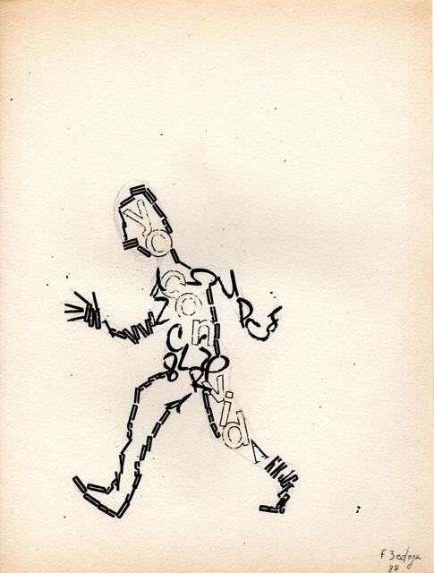 , 'Silueta,' 1984, Henrique Faria Fine Art