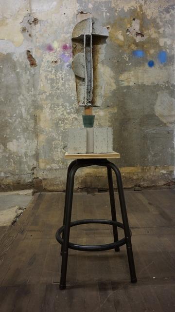 , 'Grave Digger #21 (Head/Space),' 2014, Nathalie Karg Gallery
