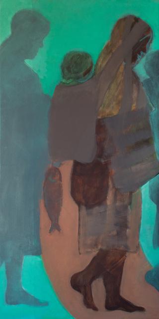 , 'Desplazamiento vertical (Vertical displacement),' 2016, Galerie Peter Kilchmann