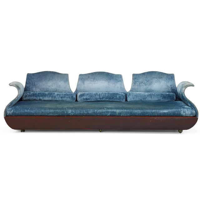 'Sofa, USA', 1960s, Rago/Wright
