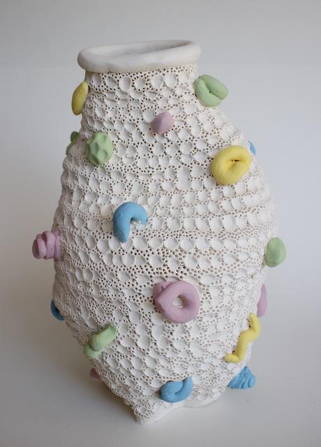 , 'Memphis Carbunkle Vase,' 2018, Mindy Solomon Gallery