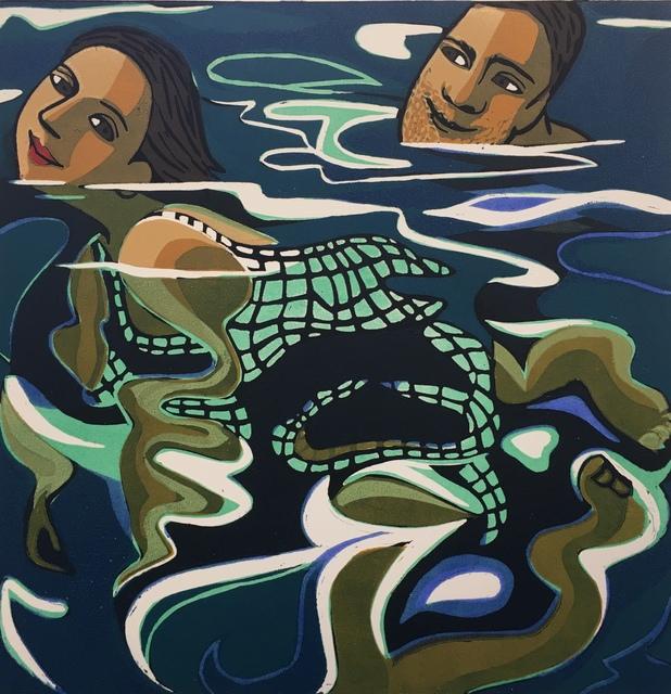 Anita Klein PPRE, 'In the Lake', 2019, Eames Fine Art