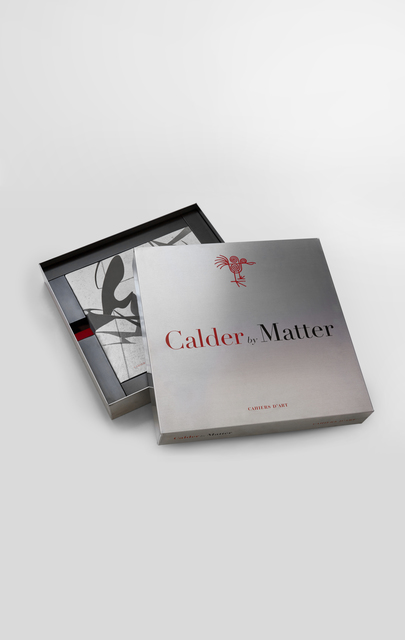 , 'Calder by Matter Collector's Edition,' 2013, Cahiers d'Art