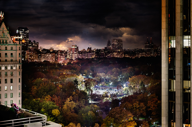 David Drebin, 'Love In New York', 2015, Isabella Garrucho Fine Art