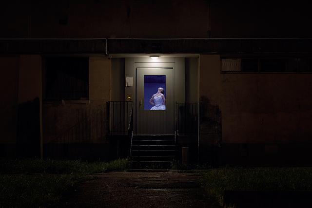 , '28 Millimètres, Portrait d'une Génération, Les Bosquets, At The Door, Montfermeil, France, 2014,' 2014, Lazinc