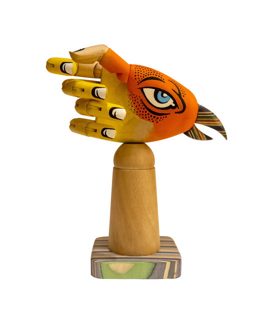 , 'Birdhand,' 2019, Subliminal Projects