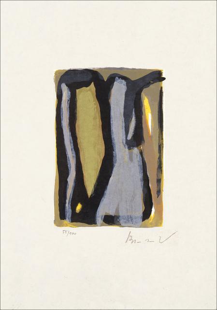 , 'Viel Or,' 1976, Galerie Maeght