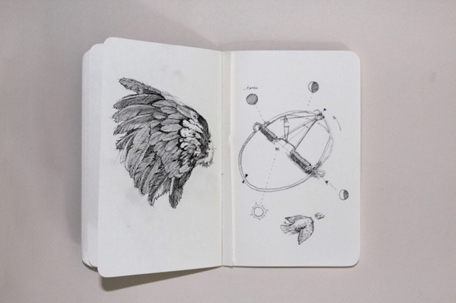 , 'Notebook No.X,' 2016, Selma Feriani Gallery