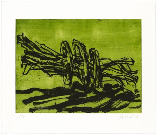 , 'Winterschlaf VIII,' 2014, Galerie Sabine Knust