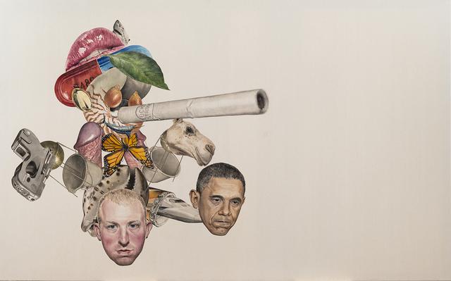 , 'Liar (Pinocchio),' 2015, Joshua Liner Gallery