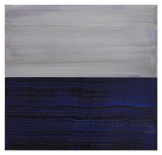 Ricardo Mazal, 'Grey and Violet Blue 3', 2017, Sundaram Tagore Gallery