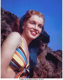 Norma Jeane #26, Castle Rock, California