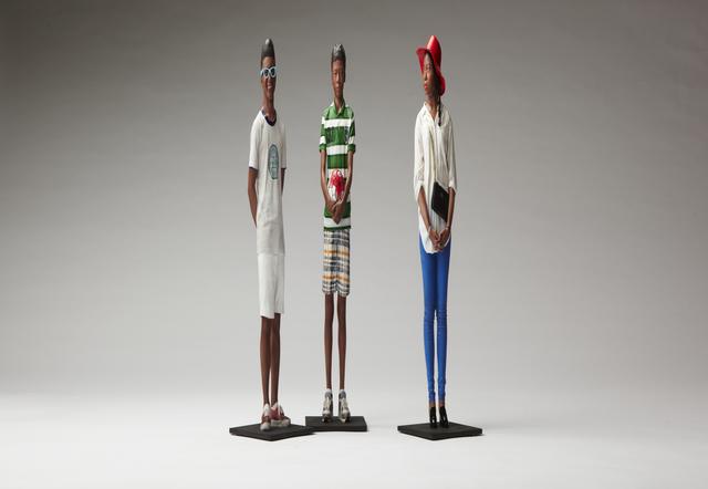 , 'Three Siblings,' 2015, Leehwaik Gallery