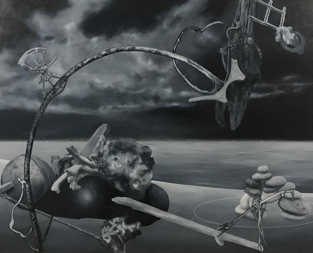 , 'World of World: Primal scream,' 2018, Pierre-Yves Caër Gallery