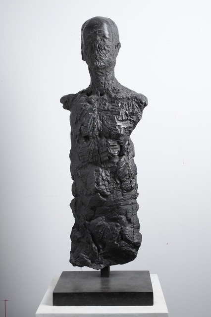 , 'Female figure, 2008-2009,' 2008, Ditesheim & Maffei Fine Art