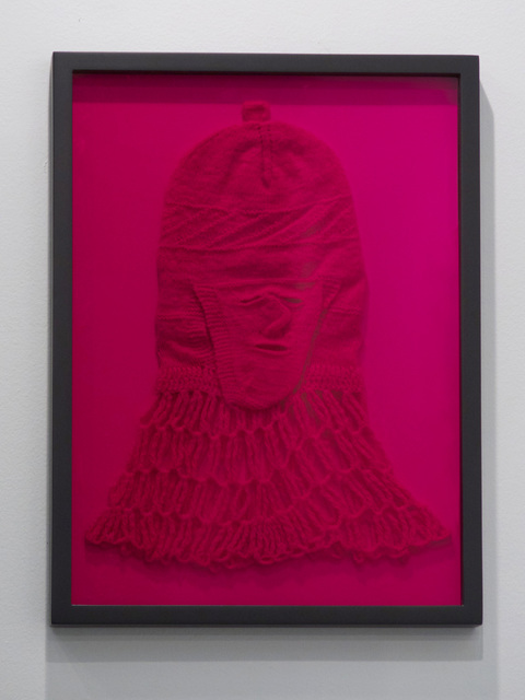 , 'Untitled (Mask),' 2015, Nora Fisch