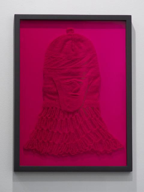 Osías Yanov, 'Untitled (Mask)', 2015, Nora Fisch