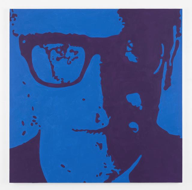 , 'Michael Caine,' 2014, Simon Lee Gallery