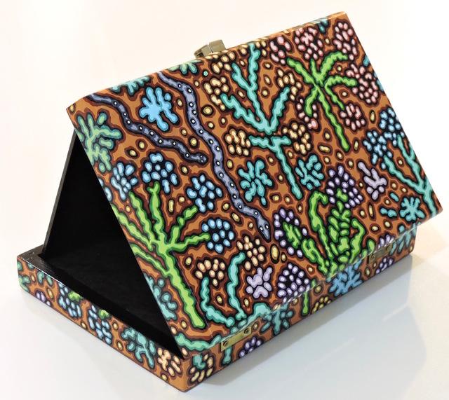 , 'Irreversible change: gift box,' 2016, Ro2 Art